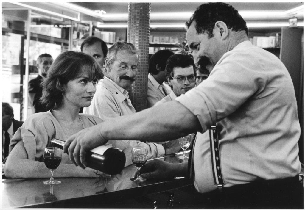 「パリが愛した写真家」サブ3(イザベル・ユペ−ル 1985)