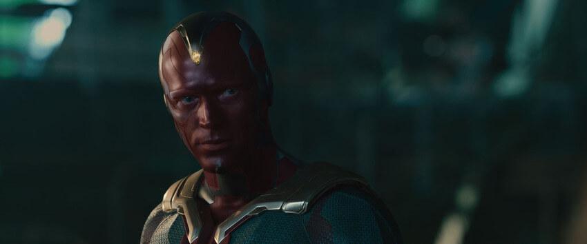 ©2015 Marvel http://marvel-movies.wikia.com/wiki/File:Vision-Avenger.jpg
