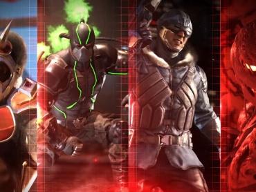 DCゲーム『インジャスティス2』にファイアストーム、キャプテンコールド、スケアクロウが参戦!