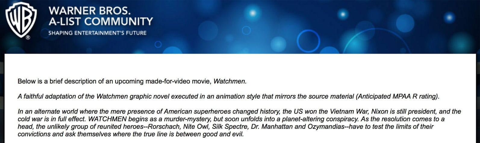 http://www.cbr.com/watchmen-r-rated-animated-movie/