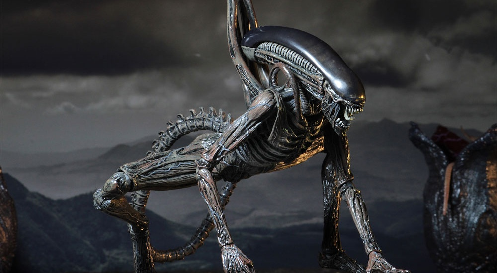 Alien Covenant \u2013 7\u201d Scale Action Figure \u2013 Xenomorph