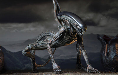 "Alien: Covenant – 7"" Scale Action Figure – Xenomorph"