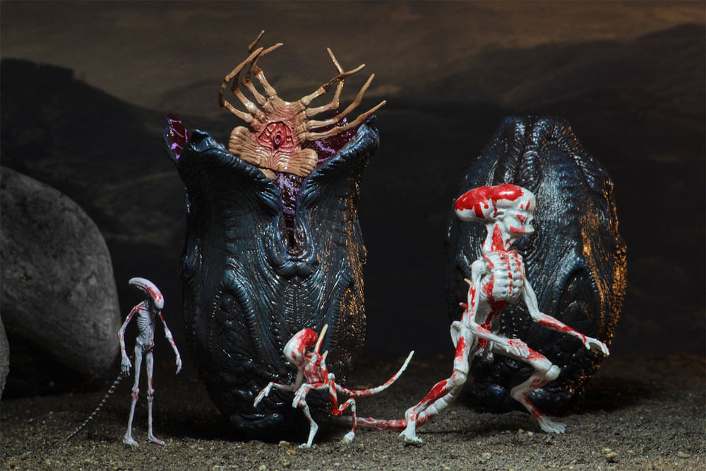 Alien: Covenant – Accessory Pack – Creature Pack