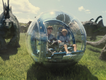 『ジュラシック・ワールド2』イアン・マルコム博士登場、メイキング映像解禁!クリス・プラット「マジでかっこいい」