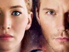 クリス・プラット&ジェニファー・ローレンス『パッセンジャー』2017年8月2日にブルーレイ&DVD&UHDリリース!