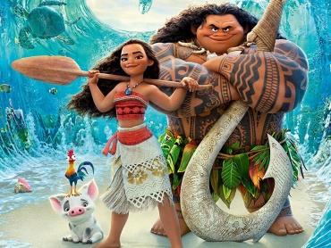 まさかスルーしてない?ディズニー最強のアクション巨編『モアナと伝説の海』を劇場で絶対観るべき3つの理由