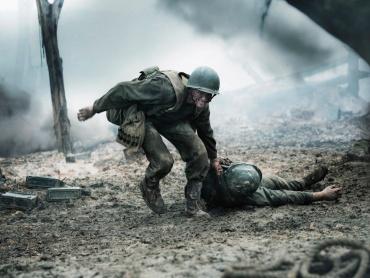「映画の世界は架空の英雄であふれている」―『ハクソー・リッジ』メル・ギブソン監督&アンドリュー・ガーフィールドの激熱コメントが到着