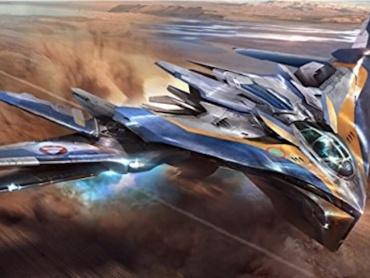 【特集】天駆ける極彩色の翼!『ガーディアンズ・オブ・ギャラクシー』スターロードの愛機ミラノ号のひみつ