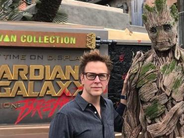 『ガーディアンズ・オブ・ギャラクシー』ジェームズ・ガン監督、ディズニー・アトラクション版での全面監修ぶりがスゴい!『アベンジャーズ』新作でも働きまくり