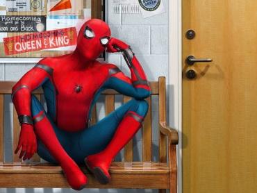 『スパイダーマン:ホームカミング』海外より新ビジュアル到着!アイアンマンとのタッグ&新人ヒーローの日常