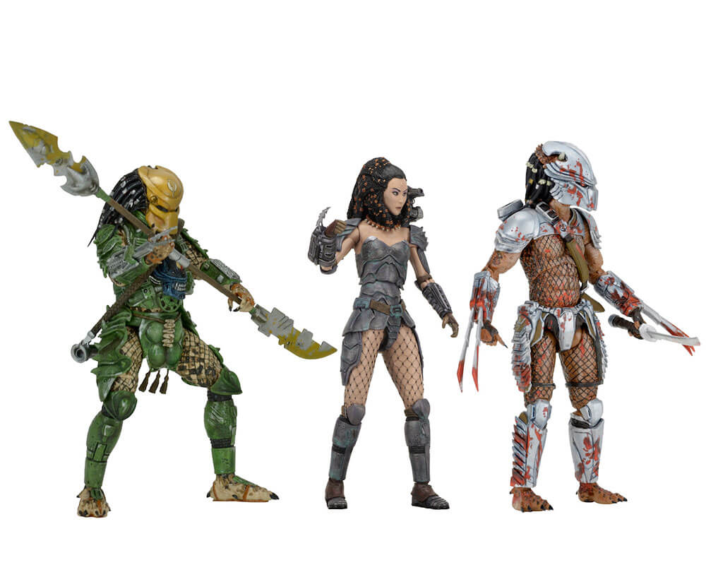 Predator – 7″ Scale Action Figures – Series 18 Assortment