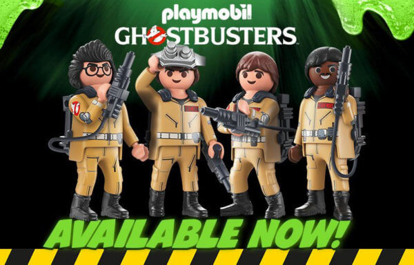 PLAYMOBILE Ghostbusters™