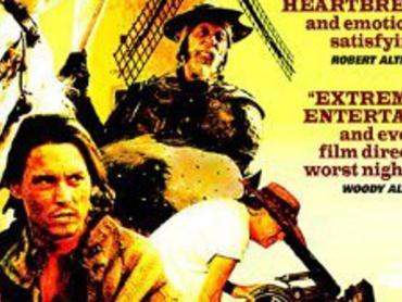 苦節17年、鬼才テリー・ギリアム悲願の新作『ドン・キホーテを殺した男』ついに撮影終了!