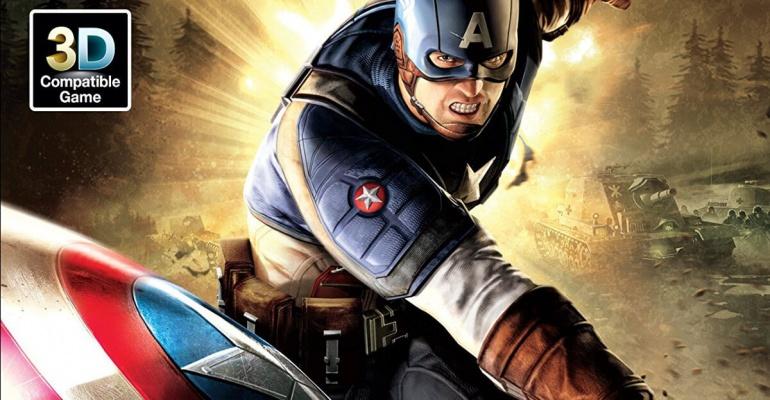 ディズニーがキャプテン・アメリカのVRアトラクションを企画中?謎の特許資料が公開される
