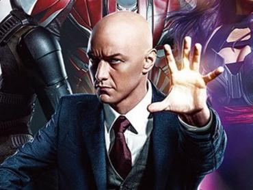 『X-MEN:ダーク・フェニックス』準備着々!セット建設中&ジェームズ・マカヴォイは丸刈り直前?