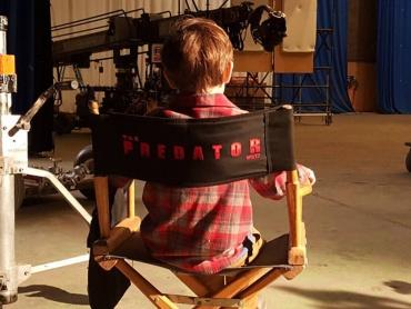 シェーン・ブラック監督による新作『ザ・プレデター』ついに撮影終了!ティザー・ポスター&撮影現場写真も到着