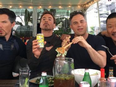 『アベンジャーズ』新作でアイアンマン&ドクター・ストレンジがついに対面!写真に映り込んだ「トニーの謎」に迫る