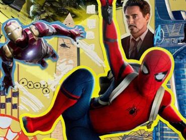 【欲しい】『スパイダーマン:ホームカミング』スクラップブック風のIMAX版ポスター公開!