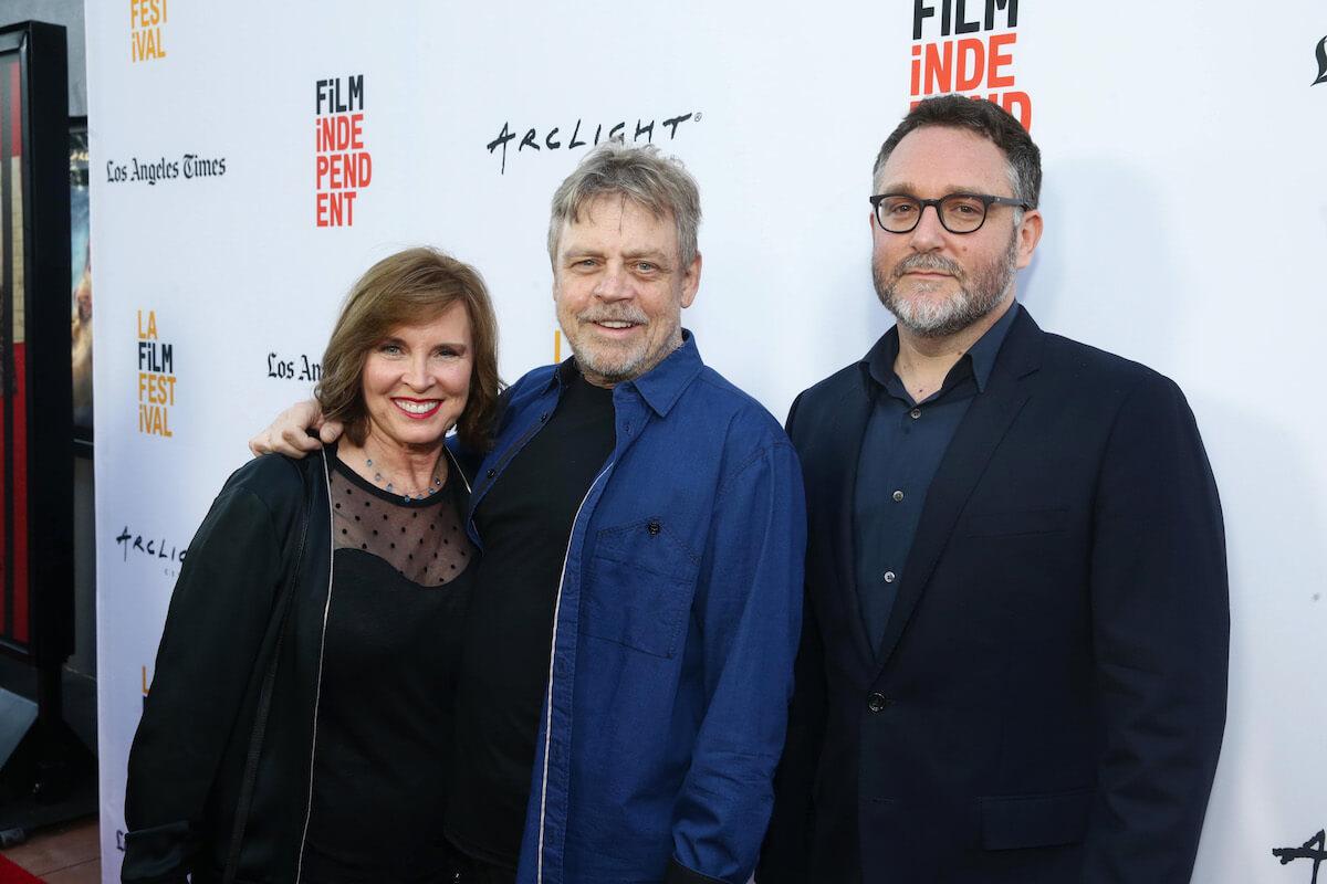 Marilou York, Colin Trevorrow, Mark Hamill