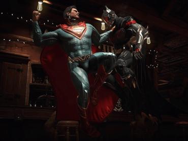 DC格闘ゲーム『インジャスティス2』の世界観、魅力と注意点を解説