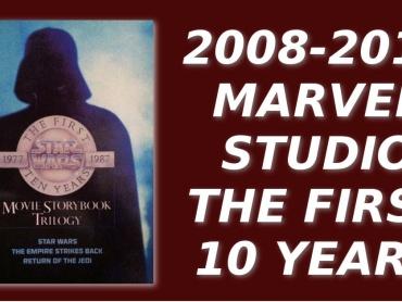 マーベル・シネマティック・ユニバース、2018年に「10周年記念ロゴ」製作へ!1987年『スター・ウォーズ』の10周年にならって