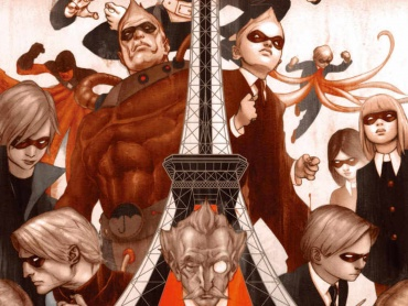 マイ・ケミカル・ロマンスのジェラルド・ウェイによるコミック『アンブレラ・アカデミー』Netflixで映像化