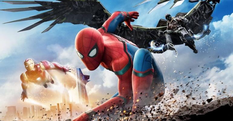 2017年、世界一ヒットしたヒーロー映画の暫定第1位は『スパイダーマン:ホームカミング』!残り3ヶ月、記録死守なるか