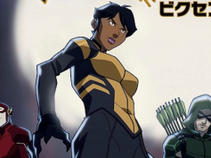 『ARROW/アロー』の女性ヒーロー『VIXEN/ビクセン』ブルーレイ発売決定!まだまだ続く注目のDCアニメの最新情報総ざらい