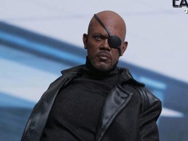 マーベル新作映画『キャプテン・マーベル』にニック・フューリー(サミュエル・L・ジャクソン)が準主役級で登場する可能性