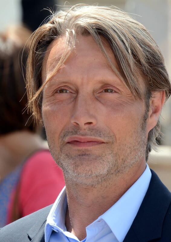 Mads Mikkelsen at the Cannes Film Festival 2013 / Georges Biard