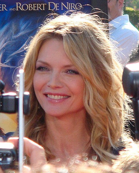 Michelle Pfeiffer at the premiere of Stardust in Los Angeles 2007 / Jeremiah Christopher