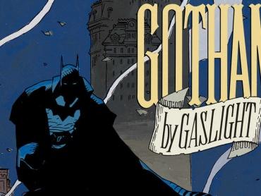 舞台は19世紀、バットマン vs 切り裂きジャック!コミック『ゴッサム・バイ・ガスライト』アニメ化へ