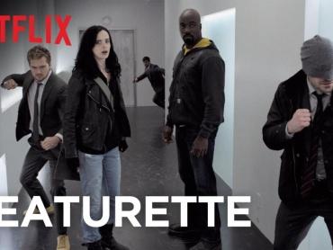 マーベル/Netflix『ディフェンダーズ』新予告映像にスタン・リー登場&ナレーションも担当 ― パニッシャーの姿も