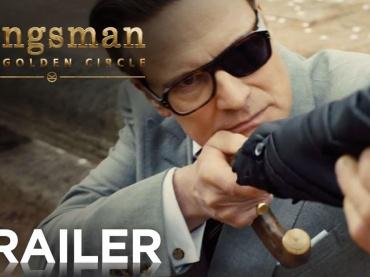 『キングスマン:ゴールデン・サークル』新予告編はアクション&新キャラの魅力満載!人気アニメとのコラボ映像も