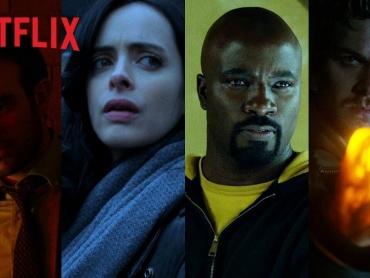 マーベル/Netflix『ディフェンダーズ』はビール片手に観たい「超・娯楽作品」に!ルーク・ケイジ役俳優がキーワードを明かす