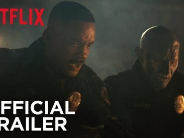 ウィル・スミスと怪物がバディに!Netflix映画『ブライト』予告編到着 ― 『スーサイド・スクワッド』監督との再タッグでリベンジへ