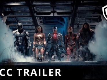 DC映画『ジャスティス・リーグ』コミコン版予告映像&新ポスター公開!ヴィラン初登場、そしてヒーローの帰還も