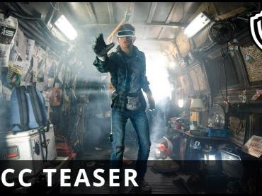 スピルバーグ最新作『レディ・プレイヤー・ワン』予告映像公開!デロリアン、アイアン・ジャイアント、ハーレイ・クイン……