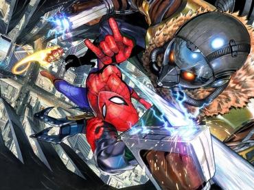 『スパイダーマン:ホームカミング』村田雄介氏の日本版ポスター、海外メディアで大絶賛「史上最高」「素晴らしい仕事」