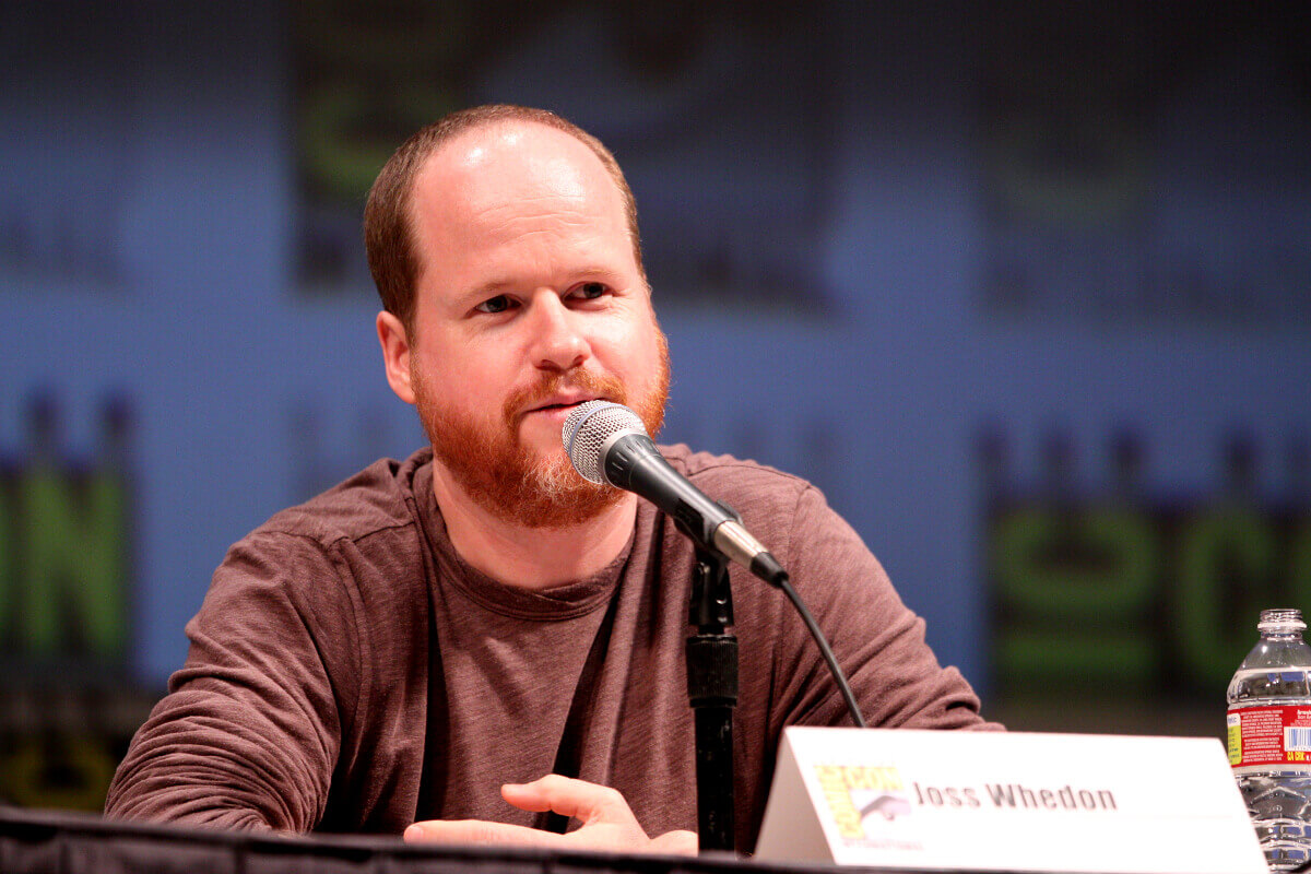 Writer and producer Joss Whedon at the 2010 San Diego Comic Con in San Diego, California. / Gage Skidmore( https://www.flickr.com/photos/gageskidmore/4839986303/ )