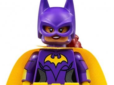 『レゴ(R)バットマン ザ・ムービー』バットガールのレゴ(R)ミニフュギュアをプレゼント!