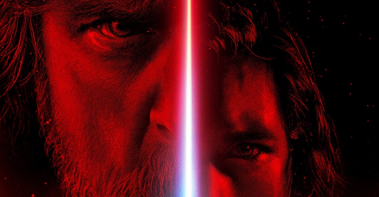 『スター・ウォーズ/最後のジェダイ』米IMAX劇場限定ポスター&チケット登場!粋な「チケットの買い方」も