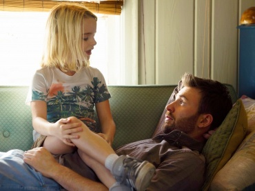 クリス・エヴァンス×マーク・ウェブ監督『gifted/ギフテッド』11月23日公開決定!マーベル映画を飛び出して挑む、実力派の新境地
