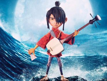 驚愕のストップモーション絵巻『KUBO/クボ 二本の弦の秘密』11月18日公開決定!映画ファンたちの注目作、いよいよ日本上陸!