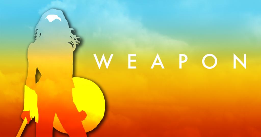 ワンダーウーマンの武器