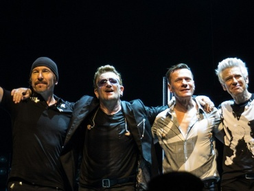"""「世界一めんどくさいロックバンド」U2 入門ガイド ─ 新曲""""You're The Best Thing About Me""""発表記念"""