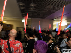 【深夜0時のレポート】『スター・ウォーズ/最後のジェダイ』グッズ解禁『フォース・フライデー』イベント、熱狂の真夜中