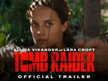 リブート版『トゥームレイダー』予告編&メイキング映像、米国にて解禁!壮絶アクションとその裏側に注目!