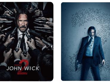 『ジョン・ウィック:チャプター2』Blu-ray&DVD発売決定!ドルビーアトモス搭載、日本限定スチールブックも