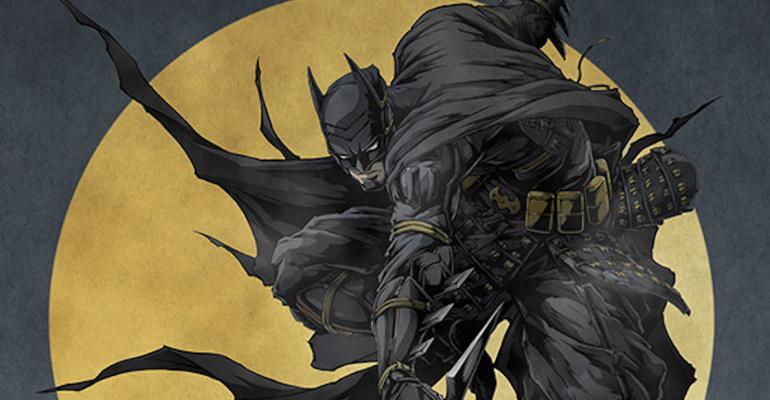 バットマンが忍者に!アニメ『ニンジャバットマン』発表 ─ 日本製作、アクションシーンに期待大